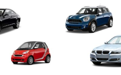 BMW and Mini Sales are Caught up With Mercedes Benz and Smart Sales at the 2011 Year End