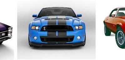 Auto Repair on Muscle Cars – Years of Changing