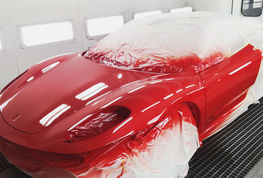 Best Auto Paint Shop In Tampa